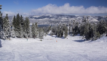 Snow Summit @ Big Bear Looking Magnificent | maxmorgan.com